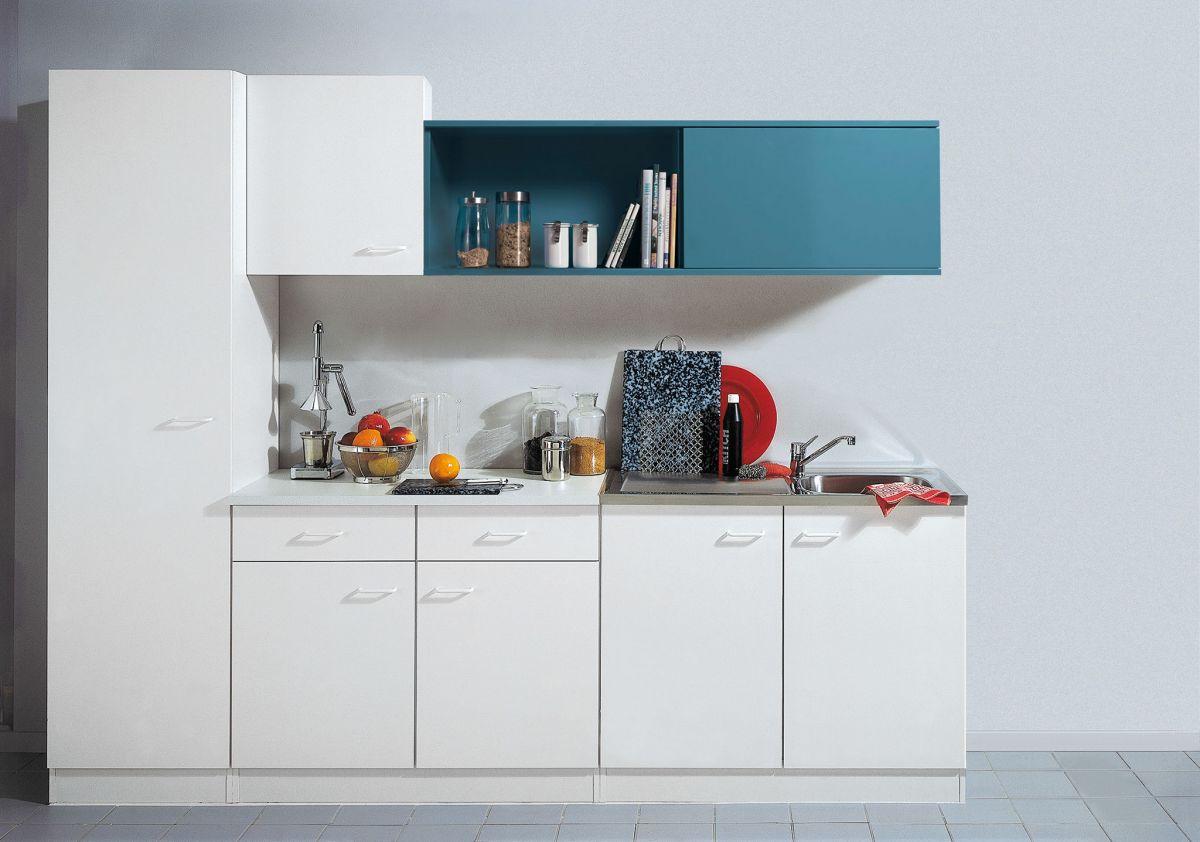 Wonderbaarlijk Serie Klassiek 50 cm diep, Wit & Beuken | KeukenLand AU-64