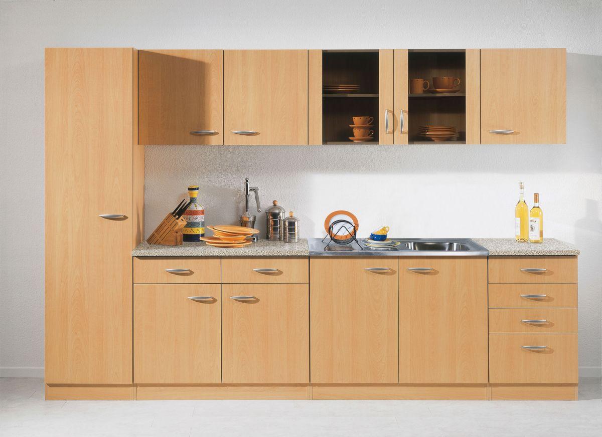 Keuken Ladenkast 60 Cm Breed.Serie Klassiek 50 Cm Diep Wit Beuken Keukenland
